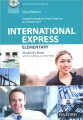 International Express: Elementary: Student`s Book with Pocket Book (+ DVD-ROM)