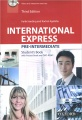 International Express: Pre-Intermediate: Student`s Book with Pocket Book (+ DVD-ROM)