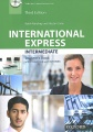 International Express: Intermediate: Student`s Book with Pocket Book (+ DVD-ROM)