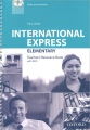 International Express: Elementary: Teacher`s Resource Book (+ DVD)