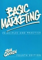 Basic Marketing: Principles and Practice