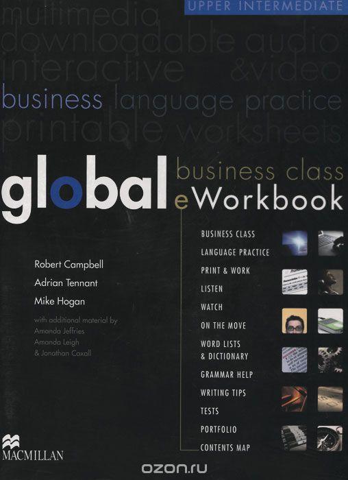 Global Business Class EWorkbook: Upper Intermediate Level  (+DVD-ROM)