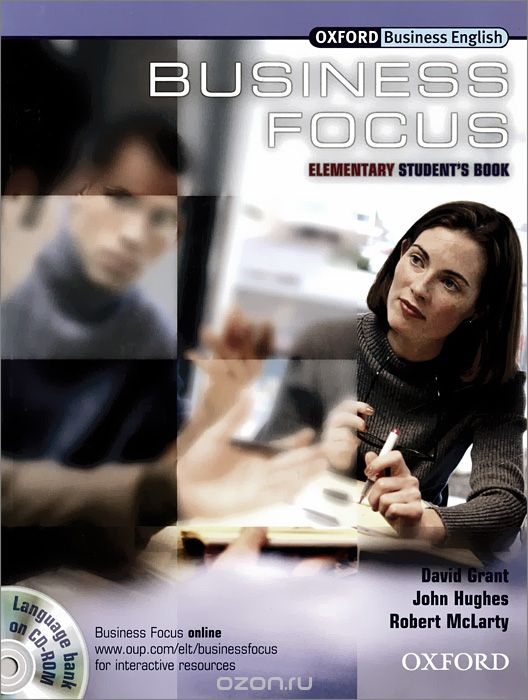 Business Focus: Elementary Student`s Book  (+ CD-ROM)