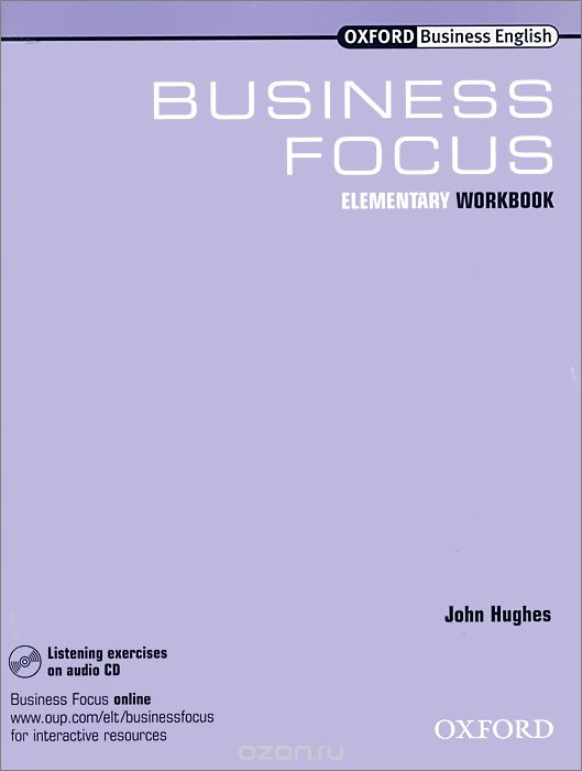 Business Focus: Elementary: Workbook  (+ СD)