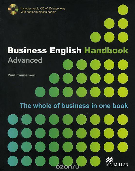Business English Handbook Advanced  (+ CD)