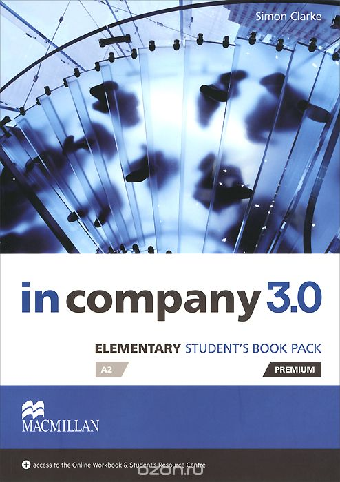 In Company 3. 0 Elementary Level SB Book Pack