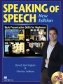 Speaking of Speech: Basic Presentation Skills for Beginners: Student Book (+ DVD-ROM)