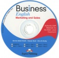 Business English: Marketing and Sales (аудиокурс на CD)