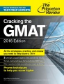Cracking the GMAT 2016