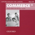 Commerce 2: Oxford English for Careers (аудиокурс 2 CD)