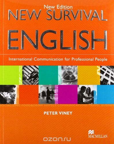 Survival English: International Communication for Professional People  (+ CD)