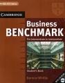Business Benchmark: Pre-Intermediate to Intermediate: Student`s Book (+ CD-ROM)