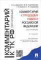 Комментарий к Трудовому кодексу Российской Федерации. Постатейный