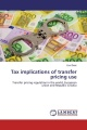 Tax implications of transfer pricing use: Transfer pricing regulation in the world, European union and Republic Croatia
