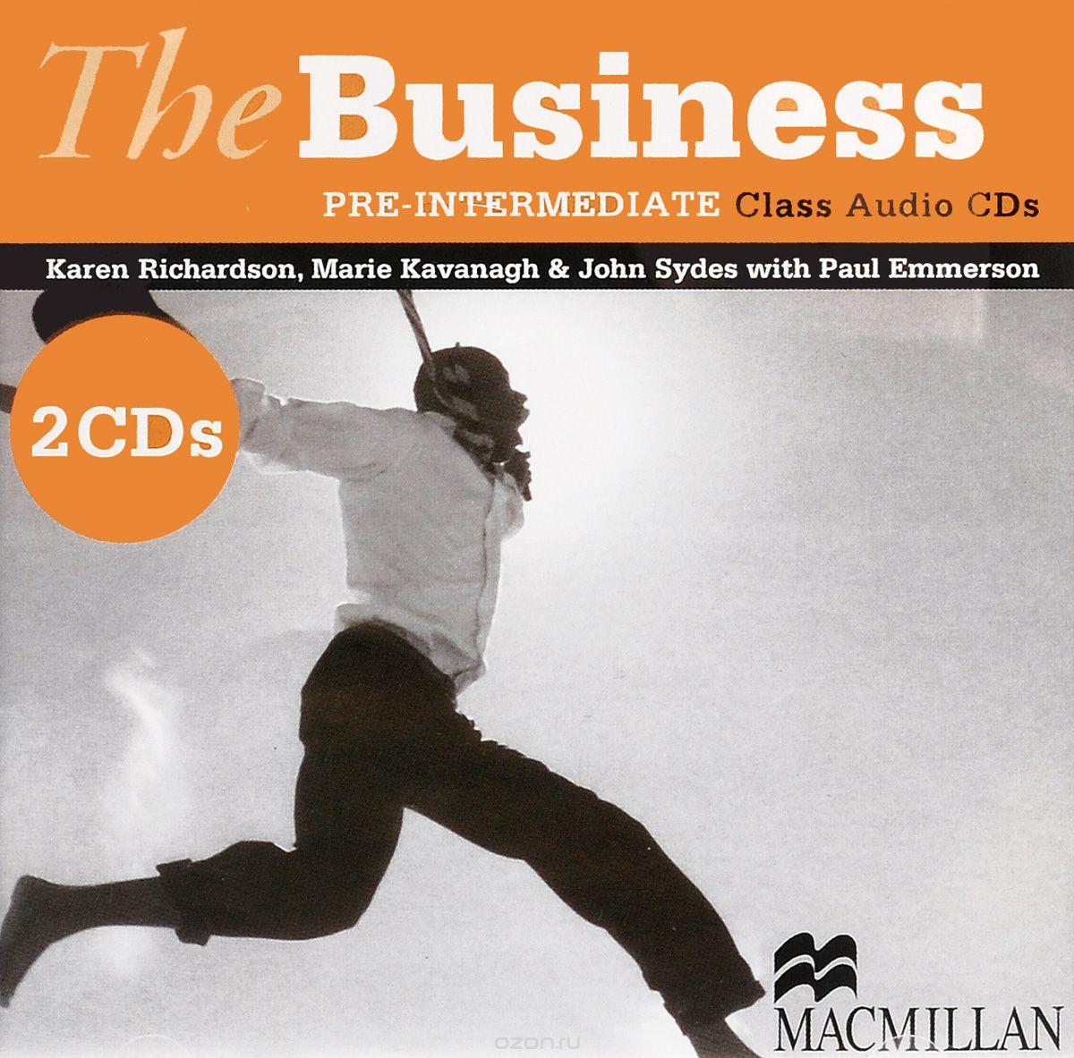 The Business: Pre-Intermediate: Level A2 to B1  (аудиокурс на 2 CD)