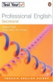 Test Your Professional English: Secretarial (Penguin English)