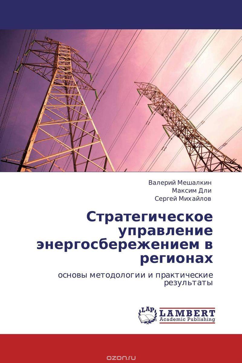 Стратегическое управление энергосбережением в регионах