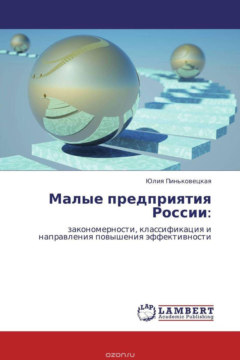 Малые предприятия России: