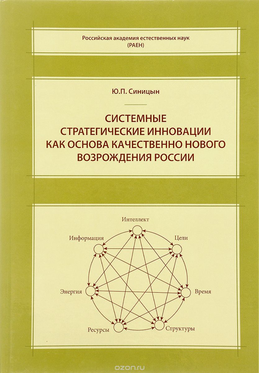 Системные стратегические инновации как основа качественного нового возрождения России
