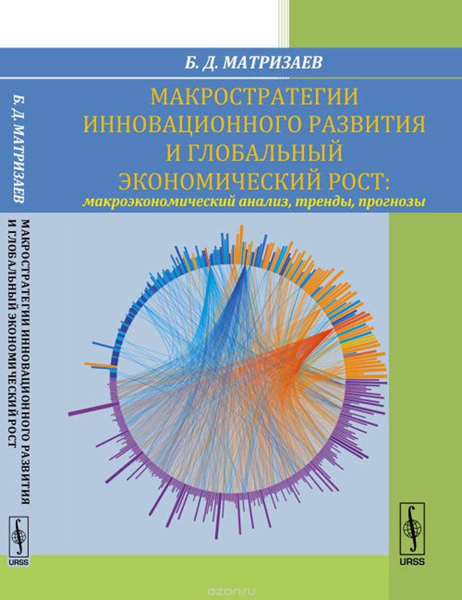Макростратегии инновационного развития и глобальный экономический рост.  Макроэкономический анализ,  тренды,  прогнозы